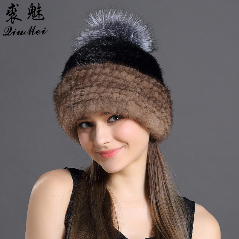 Fur Women QiuMei Hat