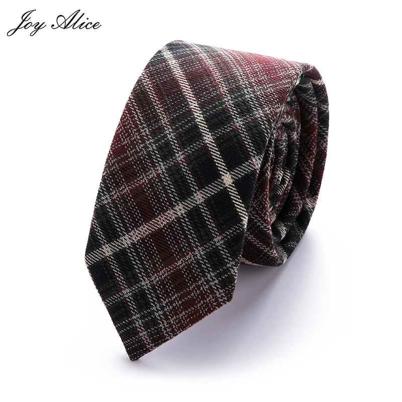 Office group tie Business Cotton Ties for Mens Wedding Christmas Necktie Suits Skinny Neck Tie Gravatas Slim Cravats Accessories