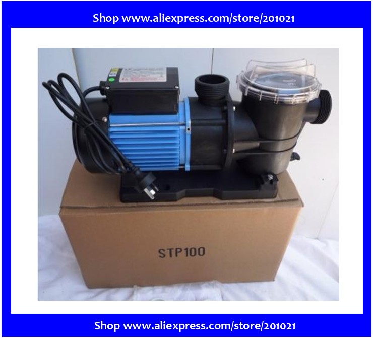 Spa, piscine, pompe 1.0HP avec filtration & pompe de piscine spa nage STP100 other spa