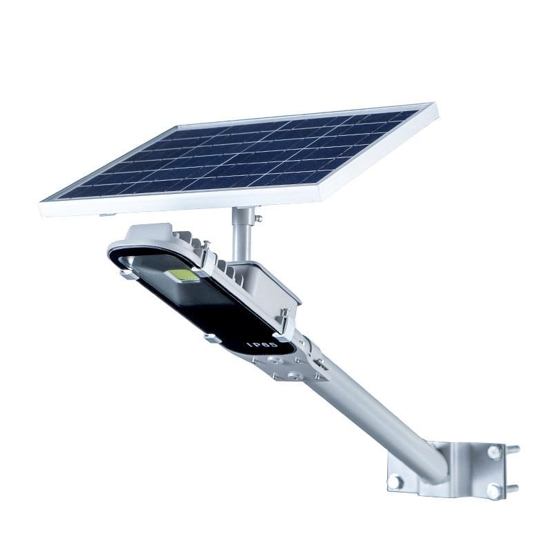 8W Luz Solar Lamp Outdoor Led Light 12W Solar Panel Waterproof LED Street Lights Road Lamp Security Lightting For Garden Wall - 3