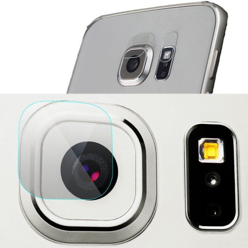 9h tempered glass film clear back camera lens flash. Black Bedroom Furniture Sets. Home Design Ideas