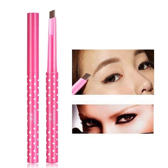 1 PC Black Wave Point Liquid Eyebrow Pencil  Waterproof Long-lasting Eye Pencil Beauty Makeup Cosmetics Drop 3