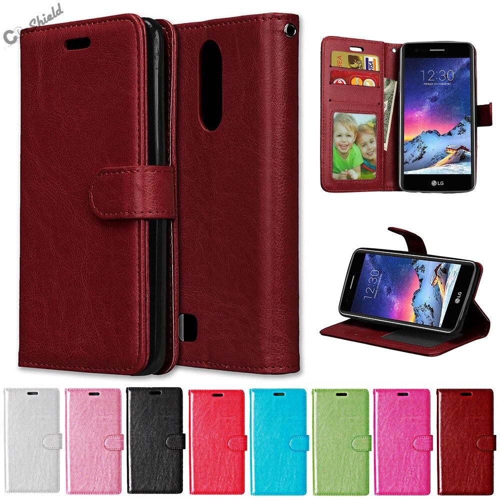 brand new 8e863 32b54 US $4.27 9% OFF|Flip Case for LG K8 2017 LGX240 LG X240 X240 Phone Case  Leather Cover for LG K 8 2017 M200N M200 N LGK8 2017 Bag Housing-in Flip  Cases ...