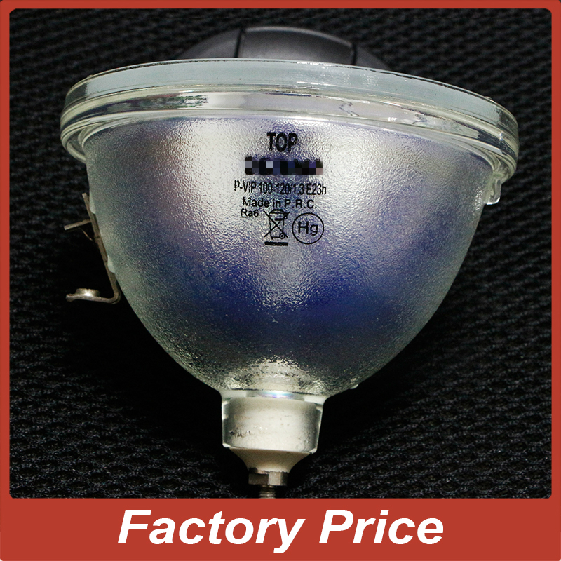 100% Original top quality P-VIP 100-120 1.3 E23H TV bulb Projector lamp bulb for Osram projector TV top quality 100