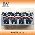 Для Yanmar двигатель вилочного погрузчика или экскаватор Новый 4TNV88 головки блока цилиндров включает клапан направляющие клапанов, седла клапана