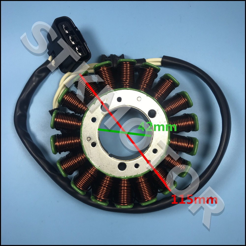 Magneto Engine Stator Generator Charging Coil For Yamaha YZF R1 YZF1000 2002 2003 Motorcycle