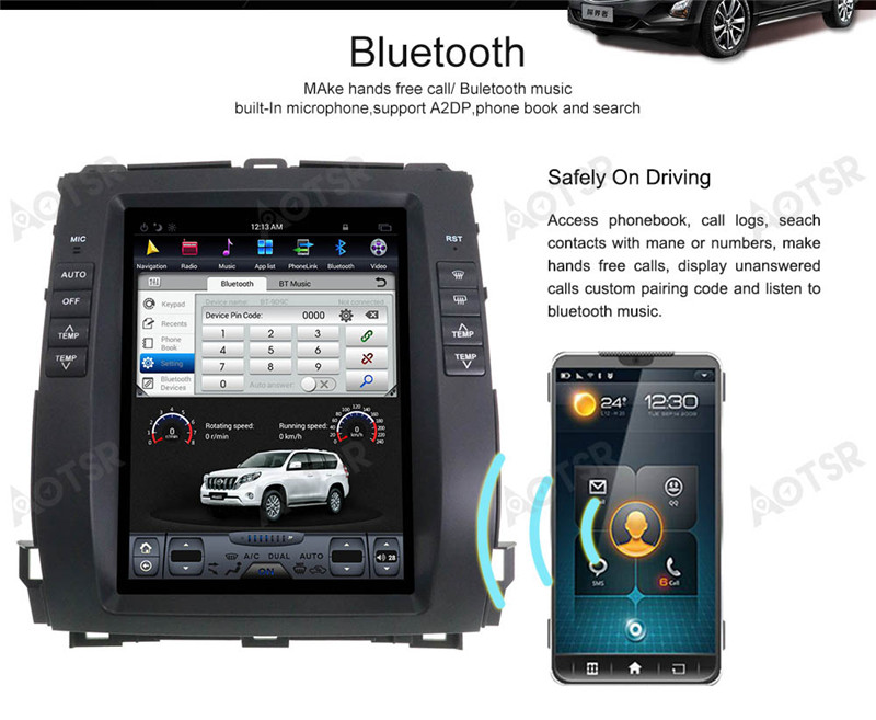 Excellent Android 7.1 Car GPS Navigation car DVD Player For KIA Sportage 2016+ Tesla style radio tape recorder auto headunit multimedia 16