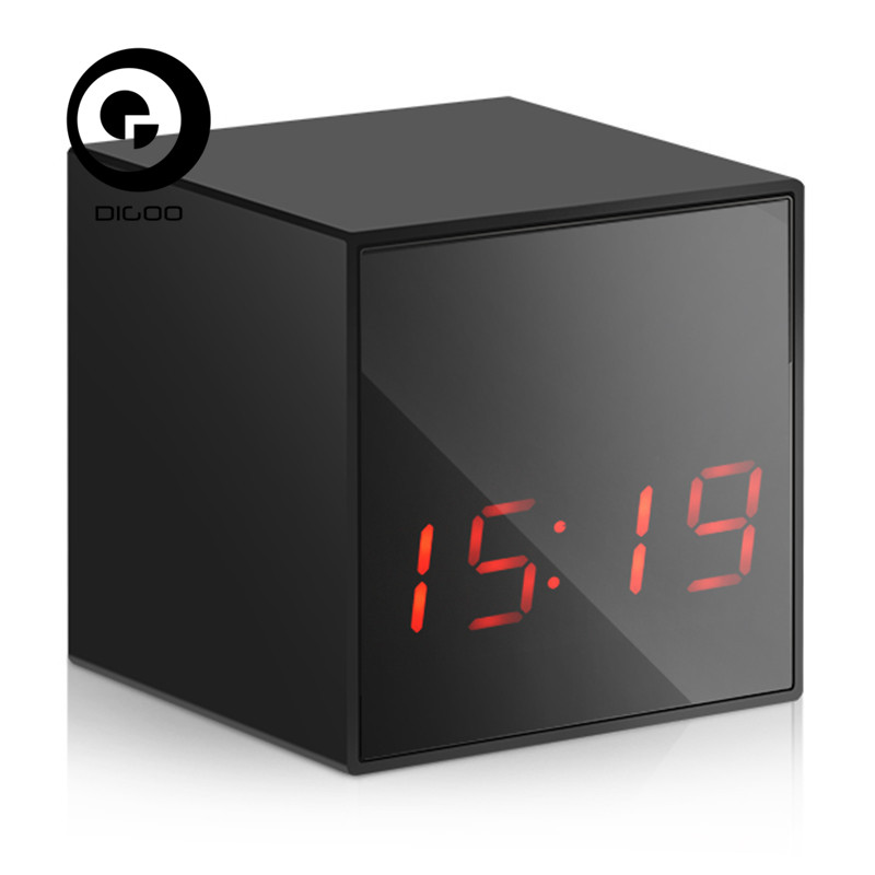 Digoo DG-UHC Wireless USB WIFI HD Smart Security Hidde n Camera Onvif Alarm Night Vision Clock Video Recorder