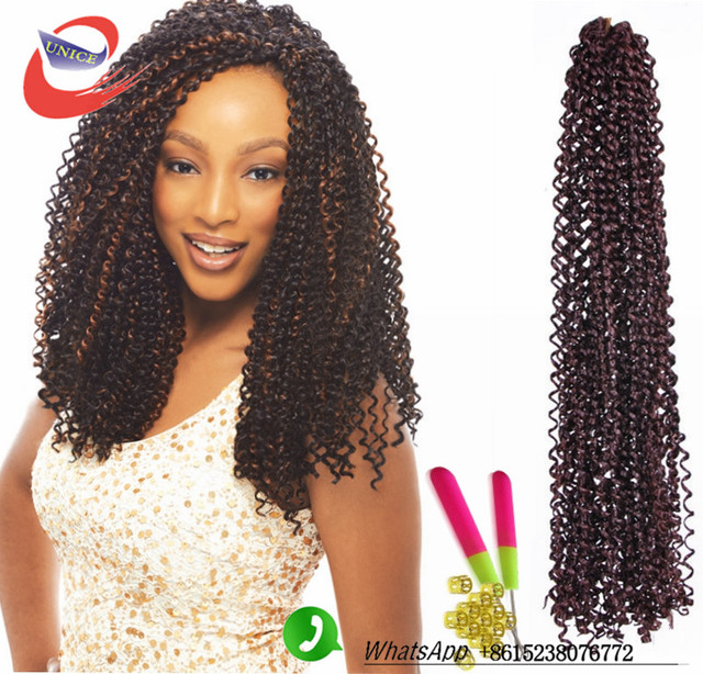 Aliexpress.com : Buy Crochet Braids water wave deep wave ...
