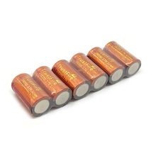 8pcs/lot TrustFire IMR 18350 700mAh 3.7V Rechargeable Lithium Battery High Drain Batteries for Flashlight Electronic Smoke