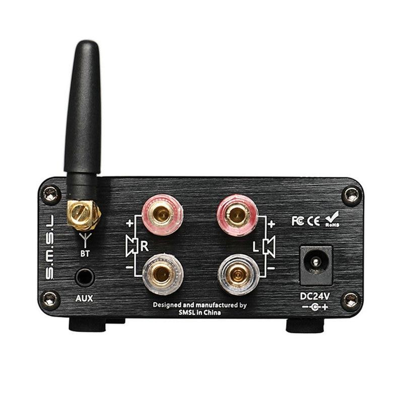 SMSL SA 36A Plus HIFI Audio di Classe D Amplificatore 30W * 2 TPA3118 Amplificatore di Potenza Digitale Bluetooth AUX carta di TF /USB/U Disco di Ingresso - 2