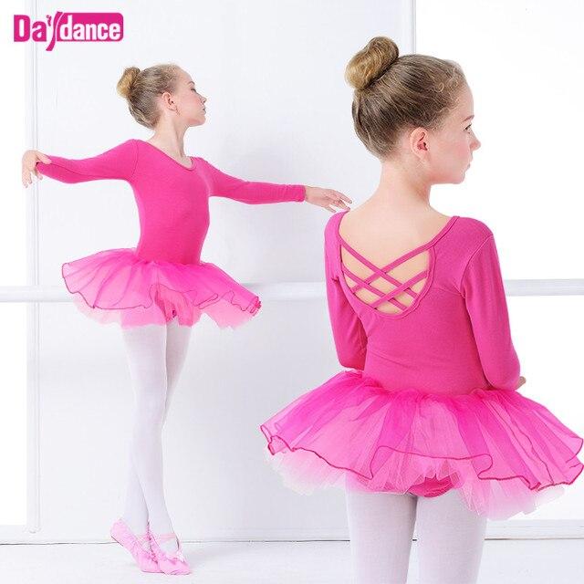 4aac807e7 Organza Ballet Tutu Dress Girls High Qulity Skirt Leotards Lyrical ...