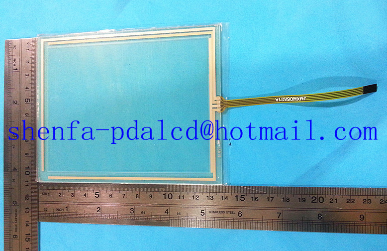 5.7 inch touch for 6AV6 642-0DA01-1AX0 OP 177B touch screen digitizer panel glass free shipping touch screen for 6av6 640 0da01 0ax0 tp177a free shipping