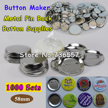 Buy pinback button maker and get free shipping on AliExpress com