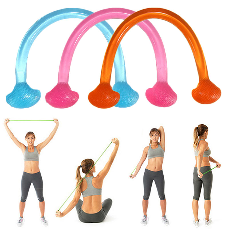 Brand Resistance Band Developer Muscle Resistance Bands Silicone Fitness Yoga Workout Pulling Exerciser Pull Rope Free Shipping!