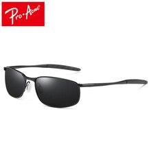 Pro Acme Brand Men's Polarized Sunglasses Rectangle Coating Driving Glasses Mirror Sport Sun Glasses gafas oculos de sol PA0926
