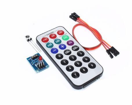 HX1838 инфракрасный пульт дистанционного управления ИК-приемник DIY Kit HX1838 для Raspberry Pi разъем