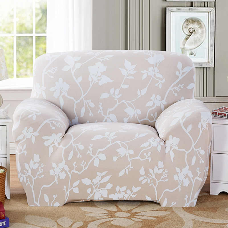 4 Seater Sofa Cover Stretch Elasticity