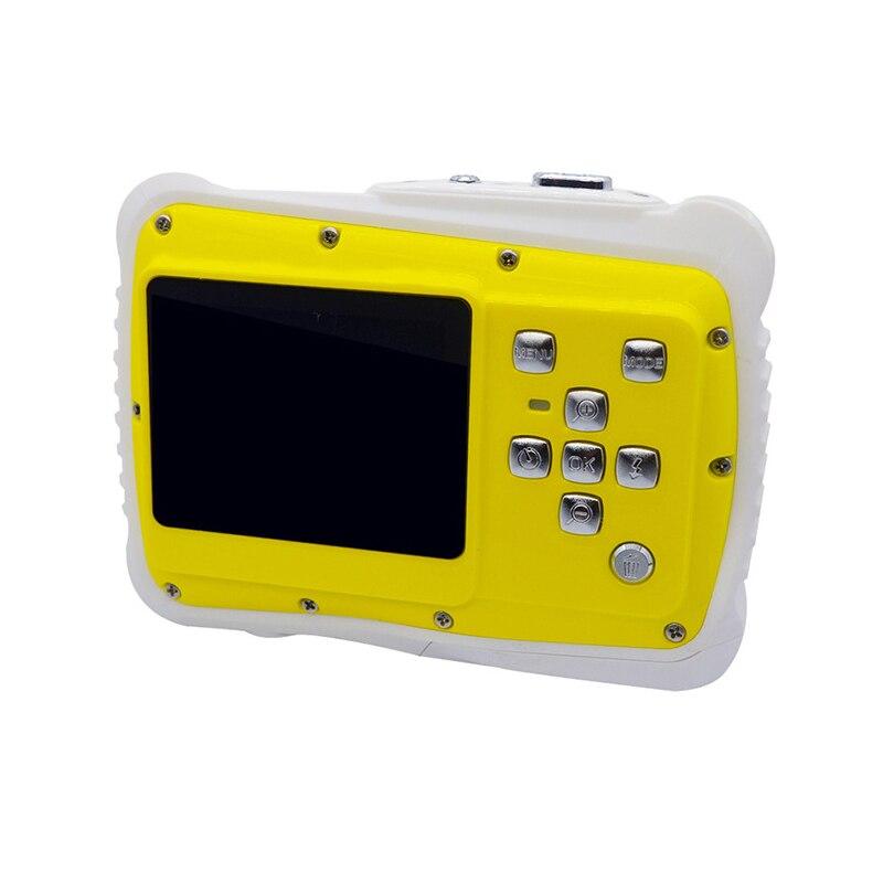 Caméra numérique étanche Anti-chute HD pour enfants avec livraison directe à écran LCD 2.0 pouces