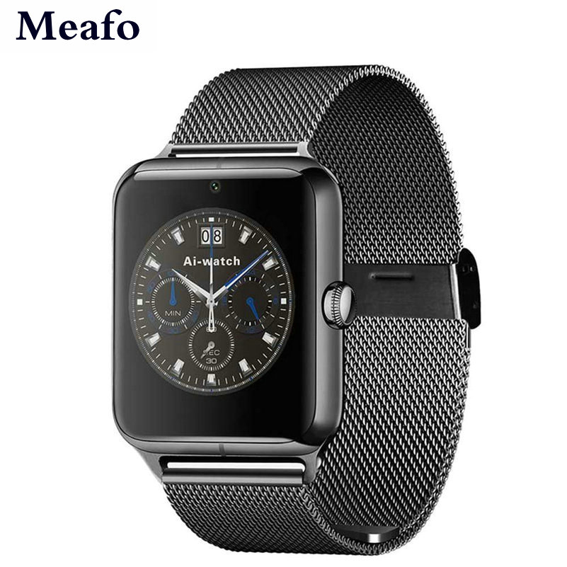Hot sale Smart Watch Z50 Bluetooth font b Smartwatch b font 2G GSM G sensor 0