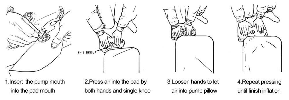 use pillow pump WW