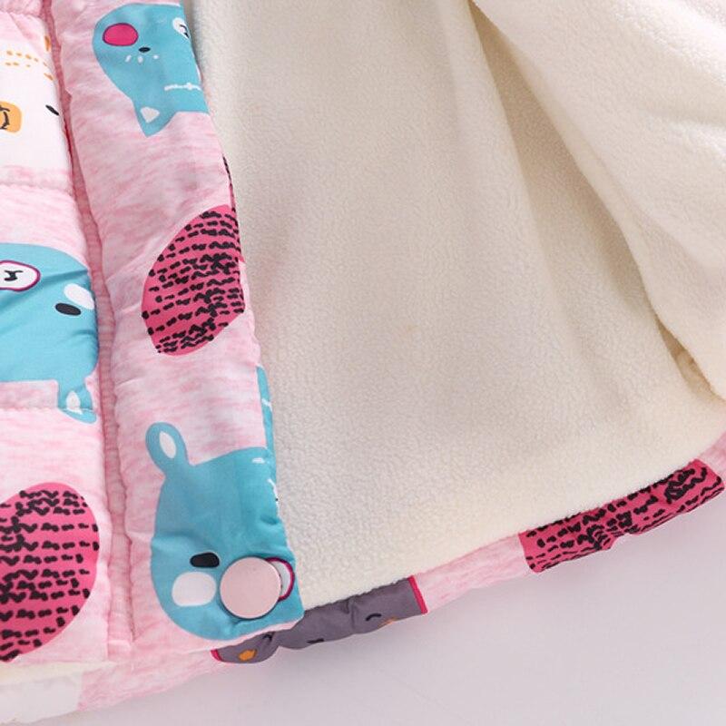 57b82266b JOMAKE Winter Jackets for Girls Kids Fashion Cute Printed Girls ...