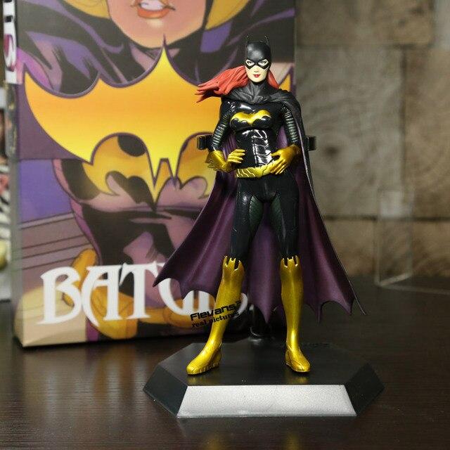 """Crazy Toys Batman Batgirl Batwoman PVC Action Figure Collectible Model Toy 7"""" 18cm"""