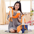 1pcs 60cm The Little Prince Fox Plush Toys Dolls Little Prince And The Fox Stuffed Animals Plush Education Toys For Baby