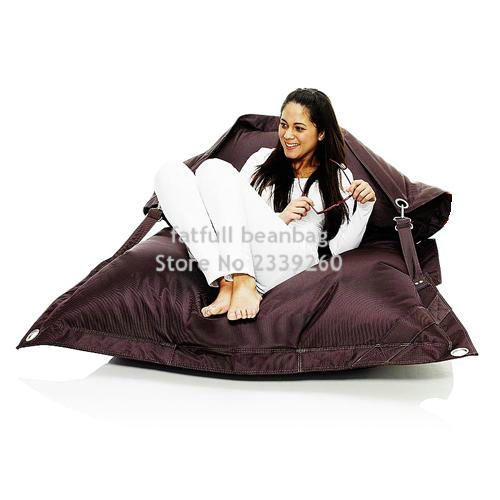 Us 58 0 Cover Only No Filler Camping Sofa Bed Portable Hang Out Float Bean Bag Chair Sleeping Bag Hiking Travel Beach Outdoor Sofa In Bean Bag Sofas
