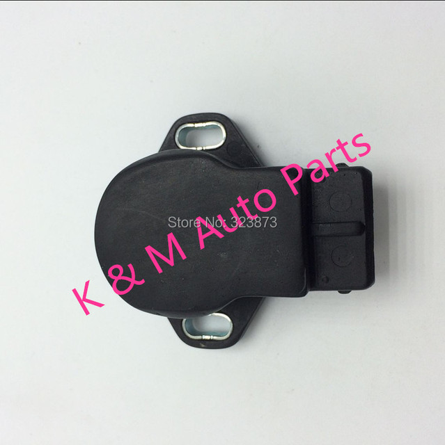 Throttle Position Sensor  OEM  MD614697 FOR 1989 - 2001  Mitsubishi Dodge Eagle Plymouth  THROTTLE POSITION SENSOR   TPS Sensor