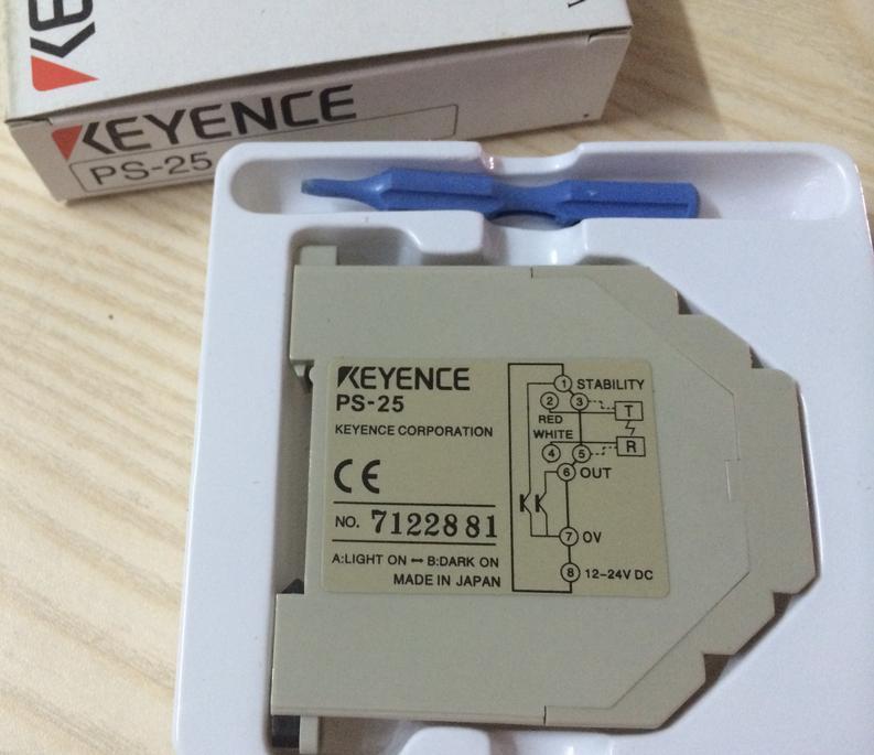 PS-25  KEYENCE  Amplifier   Photoelectric sensor  цены