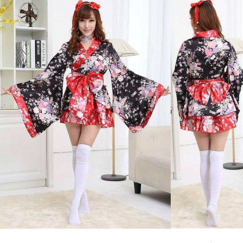 Red Kimono Dress Promotion-Shop for Promotional Red Kimono ...