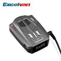Excelvan V9 Vehicle Radar Detectors 360 Degrees Car Trucker Speed Detector Voice Alert Warning 16 Band