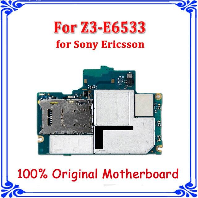 Rom 32gb For Sony Xperia Z3 Z3 Plus E6533 Nano Sim Cards Original
