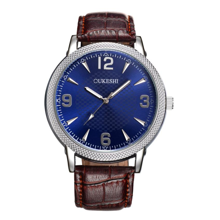 OUKESHI New Arrival Hot Men Luxury Stainless Steel Quartz Military Sport Steel Band Dial Wrist Watch Dree Shipping&Wholesale new women luxury quartz sport military stainless steel dial leather band wrist watch high qulity hot maketing m2