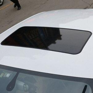 Image 1 - Auto symulacja panoramiczny szyberdach naklejki samochodowe pcv spersonalizowane naklejki wodoodporne akcesoria zewnętrzne naklejki do stylizacji samochodów