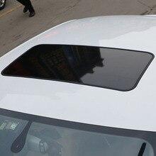 自動シミュレーションパノラマサンルーフ車のステッカーpvcパーソナライズステッカー防水外装アクセサリーカースタイリングステッカー