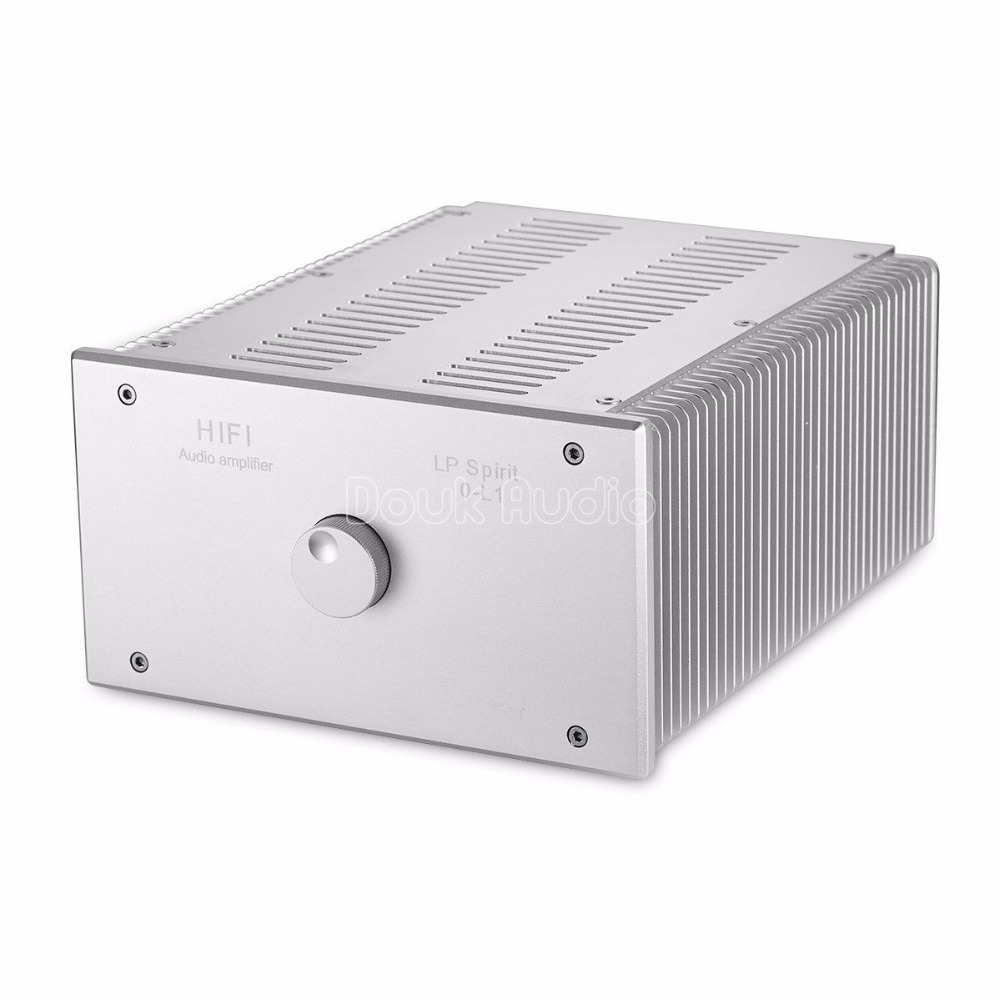 2018 Latest Nobsound Hi-End Power Amplifier Hi-Fi Class A Stereo HiFi Amp Integrated 20W*2 Desktop Amplifier nobsound hi end audio noise power filter ac line conditioner power purifier universal sockets full aluminum chassis