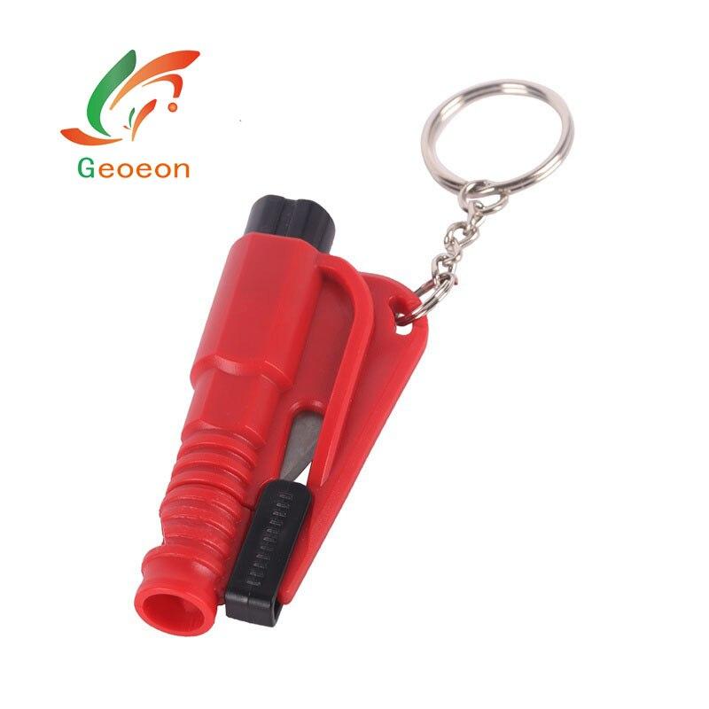 Mini car safety hammer life-saving escape hammer window keychain car Windo 2M 1X