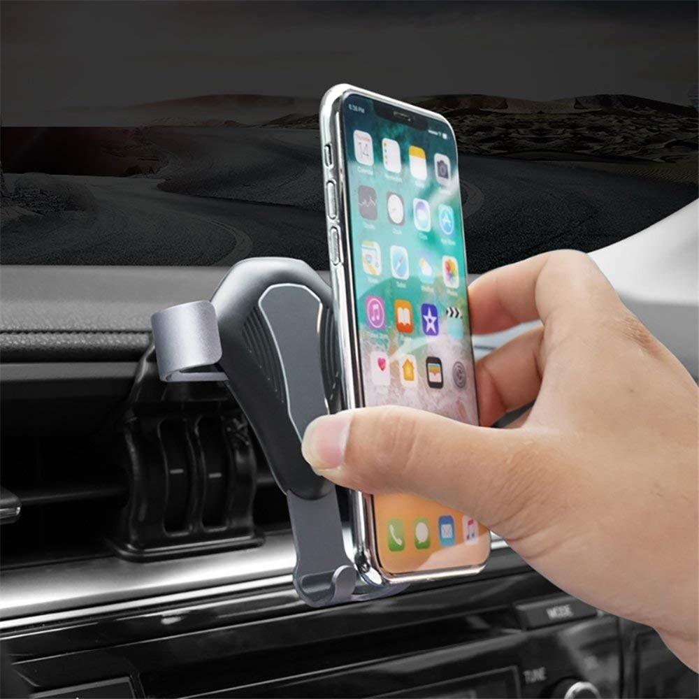 Painel Air Vent Phone Holder Para Toyota Corolla 2017 Ajustável Carro GPS Celular Mount Holder Suporte Clip Para Corolla 2018