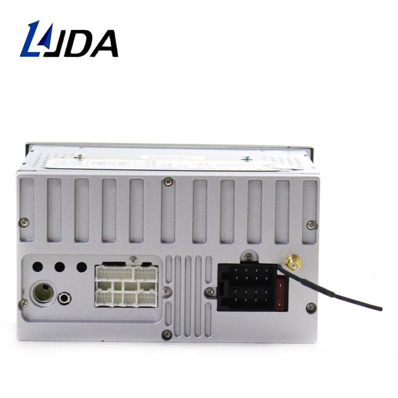 LJDA Android 9.1 Car Multimedia Player For Peugeot 3005 3008 5008 Partner Berlingo Stereo GPS Navigation DVD IPS 2 Din Car Radio