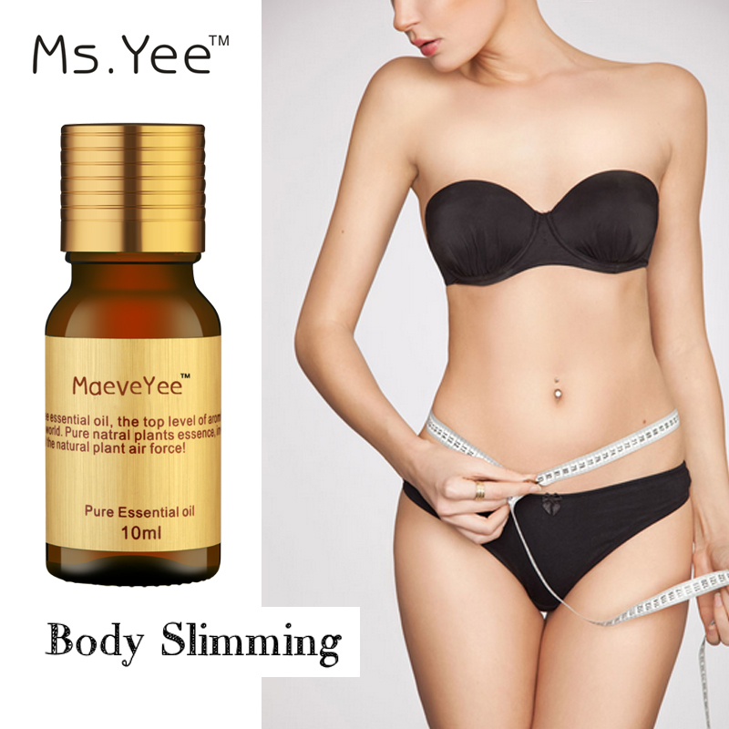 Natural Body Slimming Firming Essential Oil Effect Thin -9309