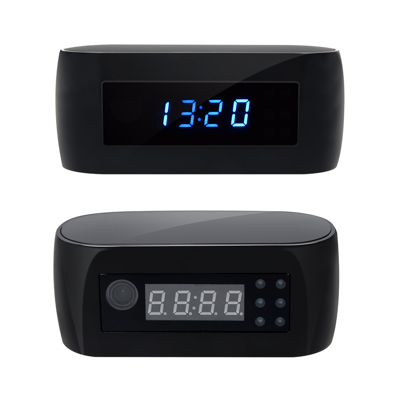 Z16-Wireless-Network-Electronic-Clock-WIFI-Camera-HD-1080P-IP-P2P-Cam-Baby-Monitor-Night-Vision