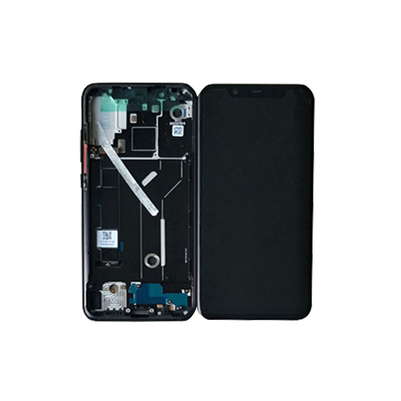 Touch supor screen Amoled 9