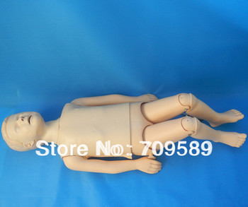 ISO Advanced Child CPR Training Dummy, First-aid, Child CPR Manikin