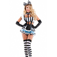 Playing Dress Up Performance Maid Costumes Women Eat Me Alice Costume
