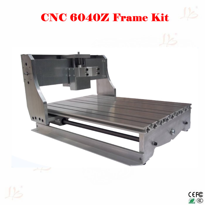 CNC 6040Z frame of Engraving and Milling Machine For DIY CNC ROUTER cnc 6040z diy cnc frame lathe kit of milling engraving machine with ball screw free tax to eu