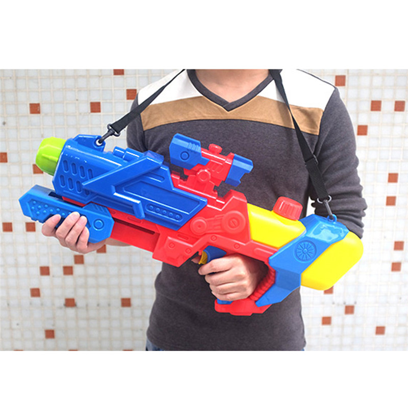 Water Guns For Kids And Adults Super Soaker Pistol Water Soaker Squirt Gun Inflatable Large Capacity Summer Swimming Pool Toys