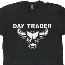 T-shirt for economists, financier or accountant gifts presents Trading