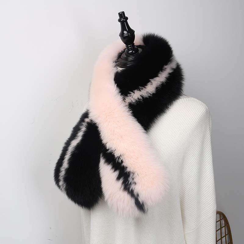 fox fur scarf  (6)